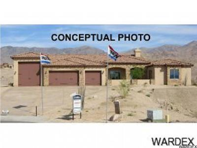 Lake Havasu City Single Family Home For Sale: Tuscany RV Model