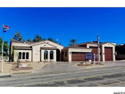 Bouse, Parker, Quartzsite, Salome, Lake Havasu City Single Family Home For Sale: Jamaica Dbl RV Model