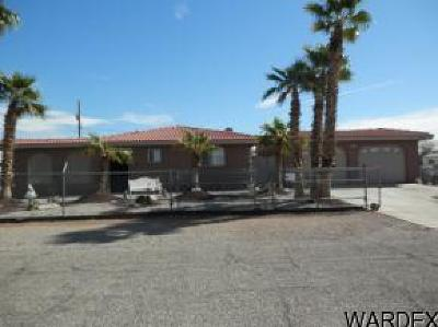 Fort Mohave Single Family Home For Sale: 4320 S Vereda Way