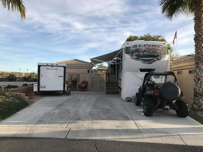 Lake Havasu City Residential Lots & Land For Sale: 1905 Victoria Farms Rd #183