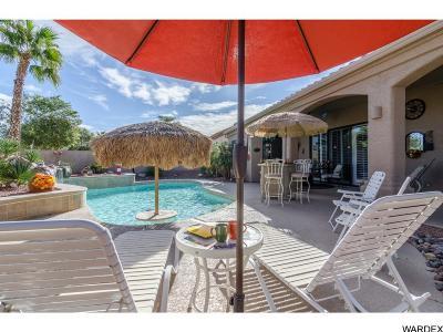 Lake Havasu City AZ Single Family Home For Sale: $489,900