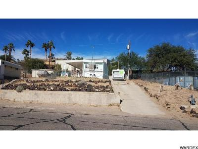 Lake Havasu City AZ Manufactured Home For Sale: $63,000