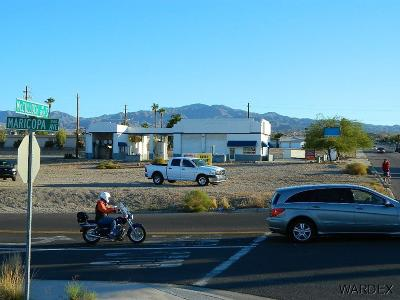 Lake Havasu City Residential Lots & Land For Sale: 1735 McCulloch S Blvd