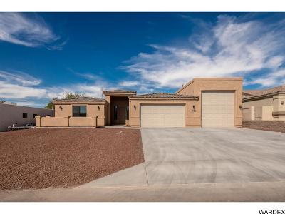 Bouse, Parker, Quartzsite, Salome, Lake Havasu City Single Family Home For Sale: 2871 Corral Dr