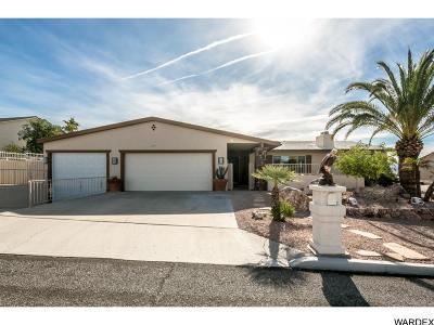 Lake Havasu City Single Family Home For Sale: 320 Buccaneer Ln
