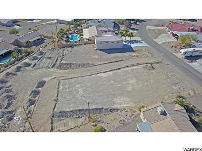 Lake Havasu City Residential Lots & Land For Sale: 4060 Arrowhead Dr