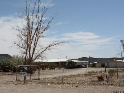 Salome Manufactured Home For Sale: 38477 Hwy 72 Hwy