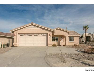 Lake Havasu City Single Family Home For Sale: 3389 Kearsage Dr