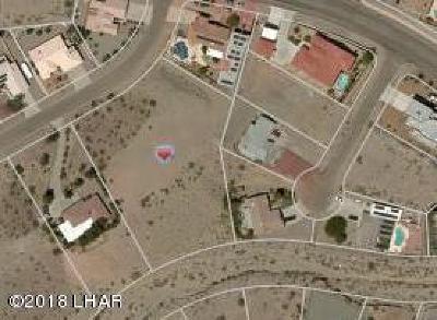 Lake Havasu City Residential Lots & Land For Sale: 3740 N Enduro Dr
