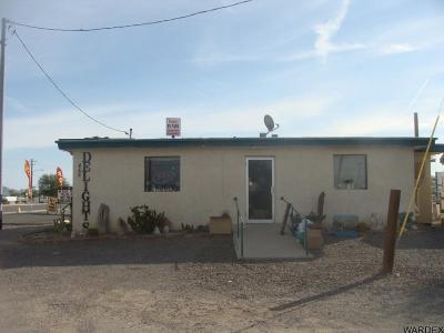 Quartzsite Commercial For Sale: 455 E Main