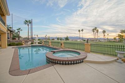 Lake Havasu City Single Family Home For Sale: 670 Via Del Lago