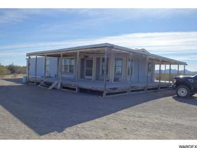 Bouse Manufactured Home For Sale: 29789 Tumbleweed