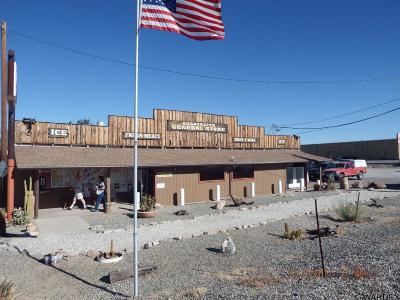 Quartzsite Commercial For Sale: 410 E Main St