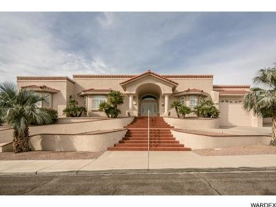 Lake Havasu City Single Family Home For Sale: 2240 Palmer Dr