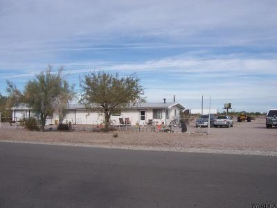 Quartzsite Commercial For Sale: 641 W Kuehn St