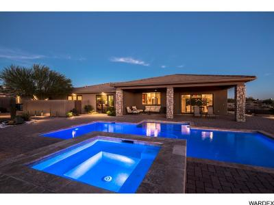 Lake Havasu City Single Family Home For Sale: 3905 Silver Clipper Ln