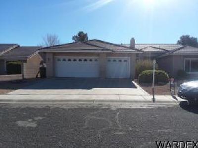 Kingman Single Family Home For Sale: 2010 Jimmy Stewart