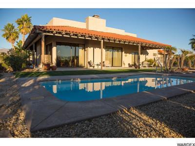 Lake Havasu City AZ Single Family Home For Sale: $749,900