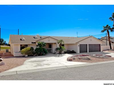 Lake Havasu City Single Family Home For Sale: 2280 Snead Dr