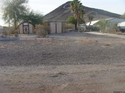 Quartzsite Residential Lots & Land For Sale: 765 W Granada