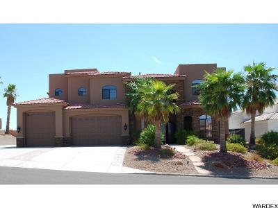 Lake Havasu City AZ Single Family Home For Sale: $934,900