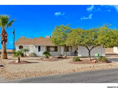 Mohave County Single Family Home For Sale: 2917 Coconino Dr