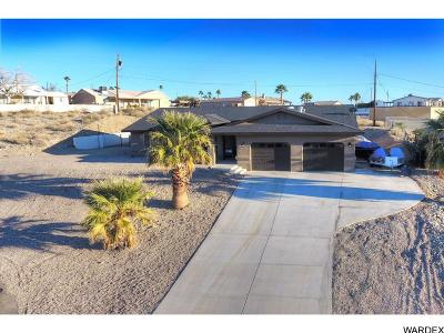 Lake Havasu City Single Family Home For Sale: 3430 N Hound Ln