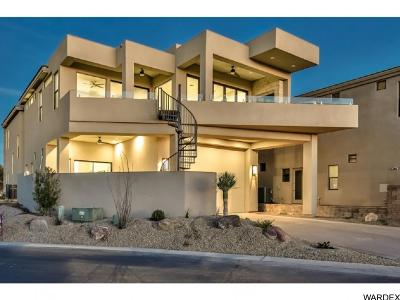 Lake Havasu City Single Family Home For Sale: 1650 Sailing Hawk #109 Dr