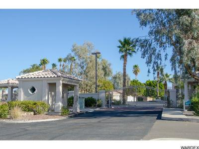 Lake Havasu City Condo/Townhouse For Sale: 470 Acoma S Blvd #215