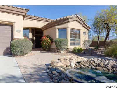 Refuge At Lake Havasu Single Family Home For Sale: 3495 N Arnold Palmer Dr