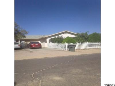 Kingman Single Family Home For Sale: 2845 N Alpha St