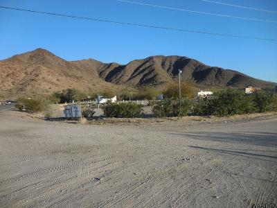 Quartzsite Commercial For Sale: 2995 Dome Rock Rd