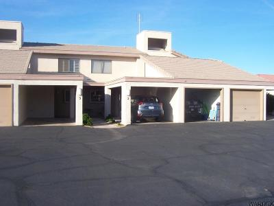 Lake Havasu City Condo/Townhouse For Sale: 1401 McCulloch N Blvd #2