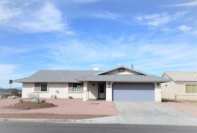 Lake Havasu City Single Family Home For Sale: 4139 Highlander Ave