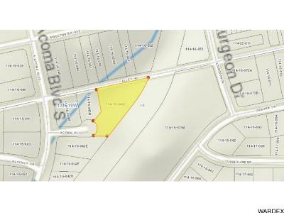 Lake Havasu City Residential Lots & Land For Sale: 1078 Acoma Pl