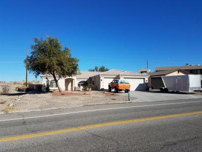 Lake Havasu City Single Family Home For Sale: 2131 Rainbow N Ave
