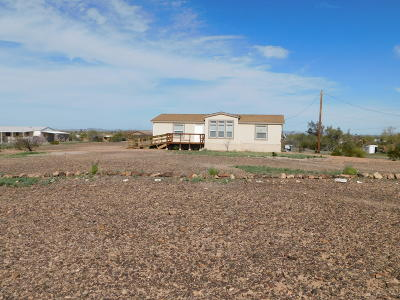 Bouse Manufactured Home For Sale: 26410 Yellow Bird Dr