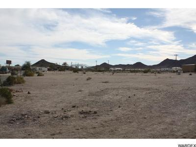 Quartzsite Residential Lots & Land For Sale: 815 W Main St