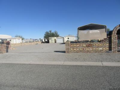 Quartzsite Residential Lots & Land For Sale: 49637 Opal Ave