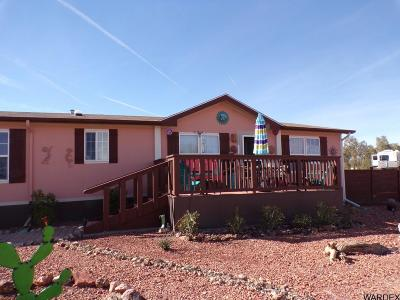 Bouse Manufactured Home For Sale: 42670 La Posa Rd