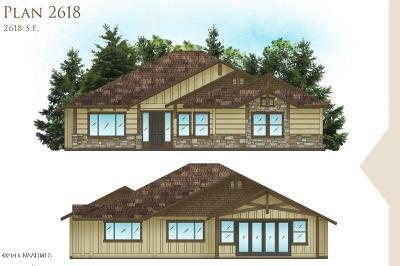 Coconino County Single Family Home For Sale: 2618 Aspen Shadows Custom