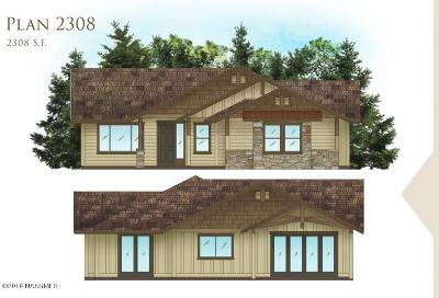 Flagstaff Single Family Home For Sale: 2308 Aspen Shadows Plan