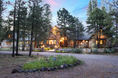 Flagstaff Single Family Home For Sale: 4100 Hidden Hollow Road