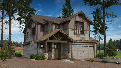 Flagstaff Condo/Townhouse For Sale: Plan 1 Aspen Ridge