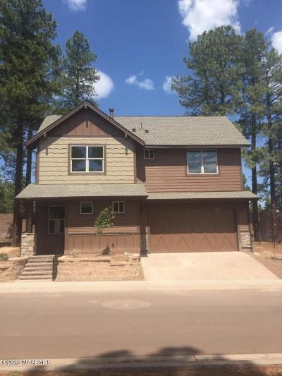 Flagstaff Single Family Home For Sale: 1613 Plan Elevation A, Base Price