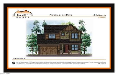 Flagstaff Single Family Home For Sale: 1948 Plan, Elevation A, Base Price