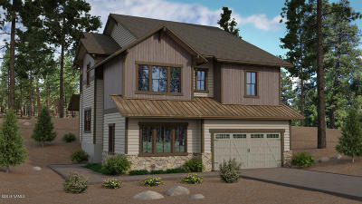 Flagstaff Condo/Townhouse For Sale: Plan 6 Aspen Ridge