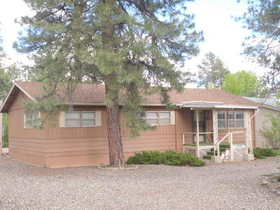 Coconino County Mobile/Manufactured For Sale: 17235 S Kay Place