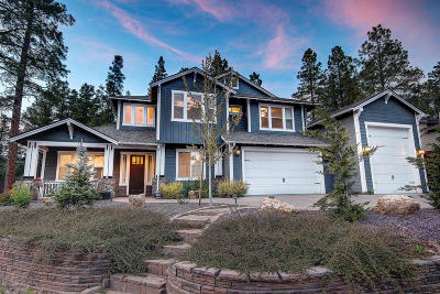 Flagstaff Single Family Home For Sale: 4021 S Holland Road