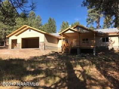 Single Family Home For Sale: 4635 Canyon Loop